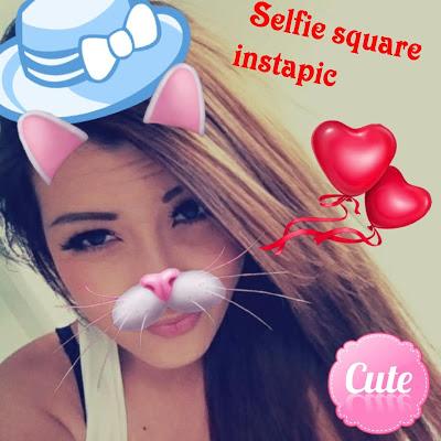B812 - Selfie Square Instapic - screenshot