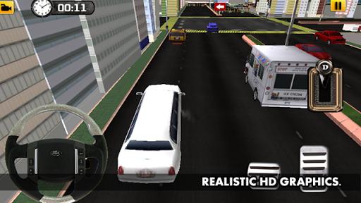 玩模擬App|リムジン駐車場の運転免費|APP試玩