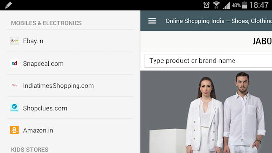REDKarts | Online Shopping App- screenshot thumbnail