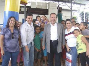 Photo: Apoio ao Dia das Crianças na Sociedade Amigos do Real Parque (Visconde) – 2009
