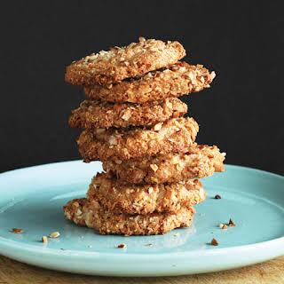 Flourless Almond Cookies.