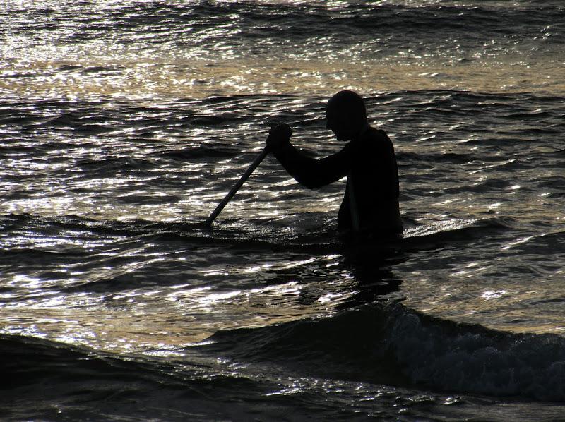 Il pescatore di arselle di Giorgio Lucca