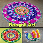 هنر Rangoli