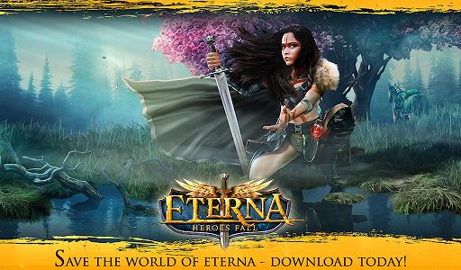 Eterna: Heroes Fall - Deep RPG 1.146 screenshots 18