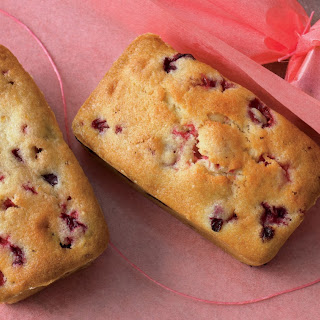 Cranberry-Orange-Walnut Tea Cakes