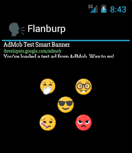 flanburp - burp & belch anywhere - náhled