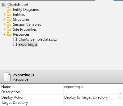 How to Export from a HighCharts to PDF or image - OutSystems