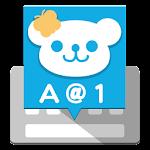 Emoticon Keyboard (with Emoji) Icon
