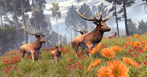 Archery Deer Hunter 2019 - Wild Deer Hunting Games 1.0 de.gamequotes.net 5