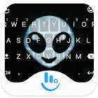 Dark Alien Keyboard Theme icon