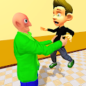 Crazy Baldi Math Teacher:School Education Learning icon