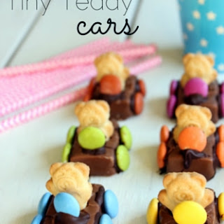 Tiny Teddy Cars