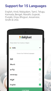 Dailyhunt (Newshunt) News- screenshot thumbnail