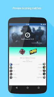 CSL - CS:GO matches on mobile. screenshot