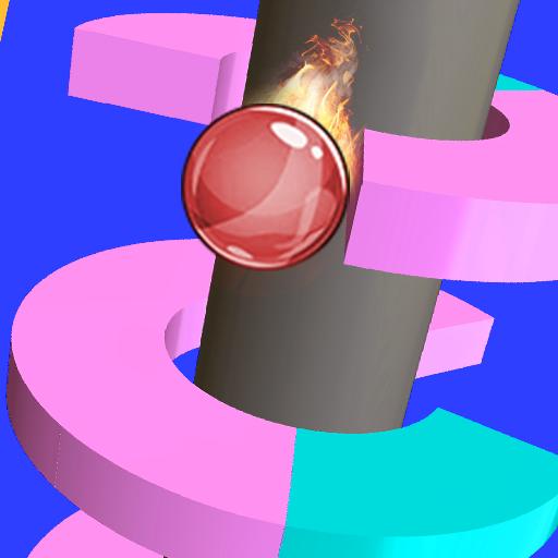 Helix Ball Jump (game)