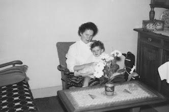 Photo: Tante Franzi mit Christine