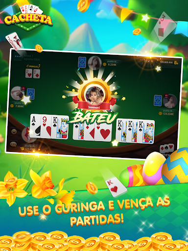 Cacheta - Pife - Pif Paf - ZingPlay Jogo online screenshots 8