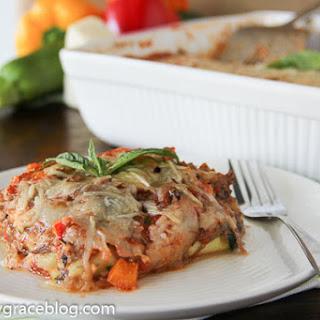 Short Rib Zoodle Lasagna