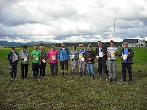 Photo: Ocenení súťažiaci