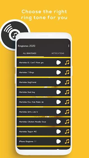 Ringtones 2020 screenshot 1