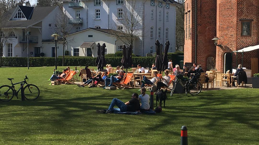 Tranen Zur Trauung Standesamt Im Schloss Reinbek Hamburg