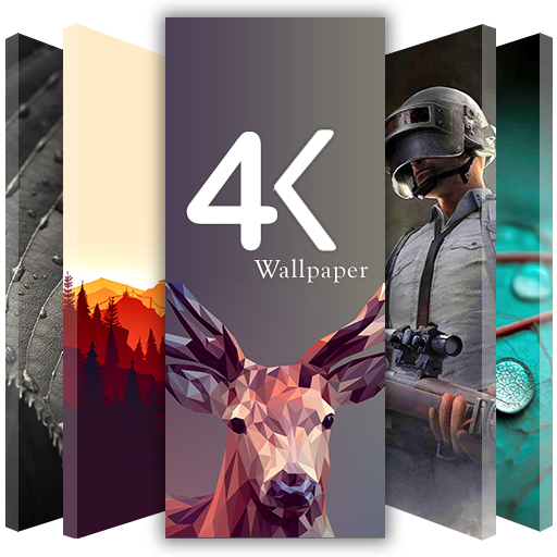 4k wallpapers Full HD Wallpapers (Backgrounds) Icon