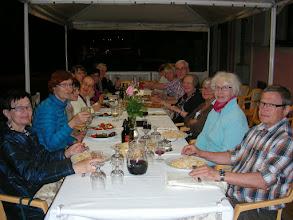 Photo: 003 Ensimmäisen illan illallisella Olbiassa