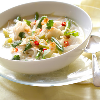 Fish Chowder With Coconut Milk Recipes.