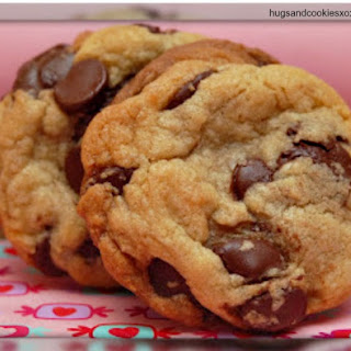 Killer Chocolate Chip Cookies.