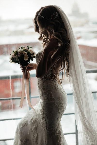 Wedding photographer Katerina Zhigalova (Eska). Photo of 16.03.2018