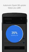 Screenshot of Call Defender