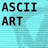 Photo Text ASCII Art