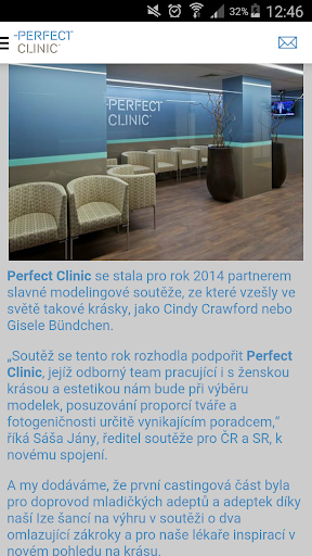 Perfect clinic