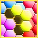 Gems block hexa puzzle games: Jewel jigsaw puzzles icon