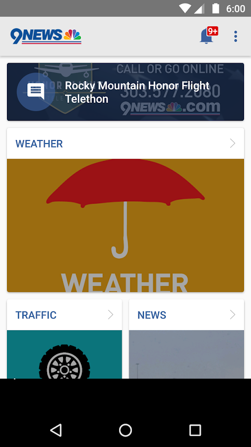 9NEWS- screenshot