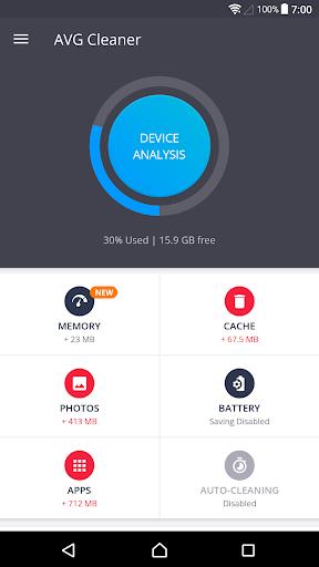 AVG Cleaner –  Speed, Battery & Memory Booster for PC