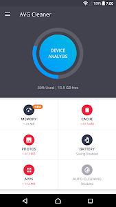 AVG Cleaner – Speed, Battery & Memory Booster 4.8.1 (Pro)