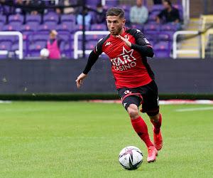 """Antoine Bernier de retour à l'Antwerp : """"Ce sera un match spécial pour moi"""""""
