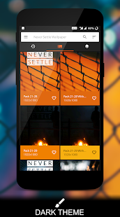 NEVER SETTLE Wallpapers - náhled