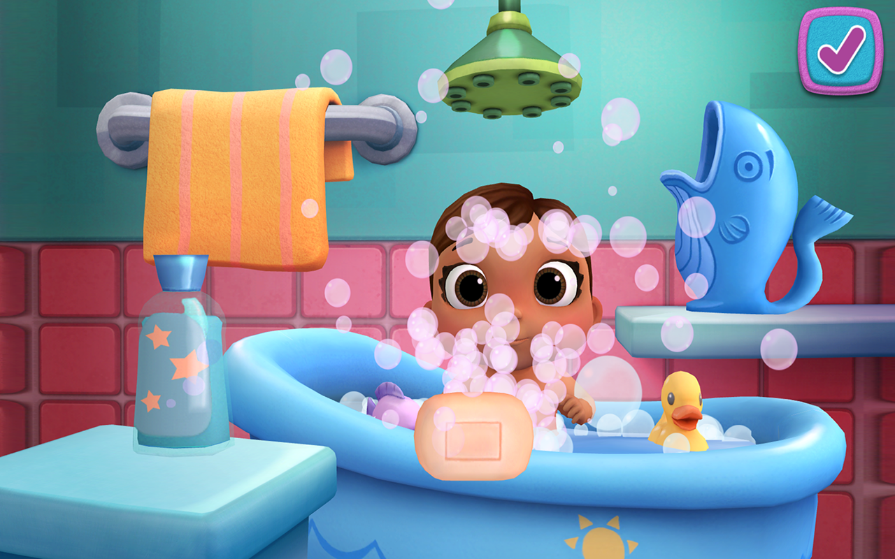Doc McStuffins: Baby Nursery- screenshot