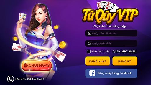 Game bai - Danh bai doi thuong Online Tu Quy Vip 1.0.0 screenshots 1
