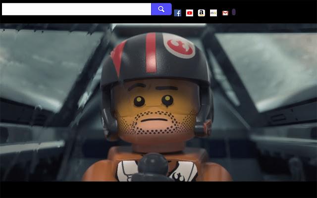 LEGO Star War HD Wallpapers New Tab.