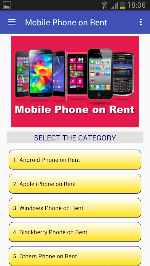 Indian Renters - A Rental App- screenshot