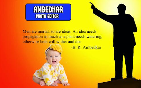 Ambedkar Jayanti Photo Frames for PC-Windows 7,8,10 and Mac apk screenshot 4
