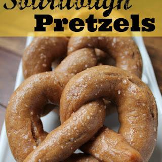 Sourdough Pretzels Recipe