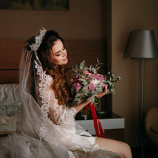 Wedding photographer Elizaveta Vladykina (vladykinaliza). Photo of 04.03.2018
