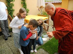 Photo: Požehnání vodou z recitací - blessing from the water