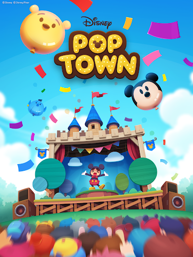 Disney POP TOWN  screenshots 9
