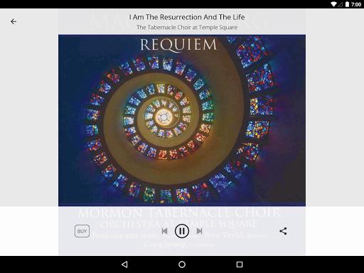 The Tabernacle Choir screenshot 6