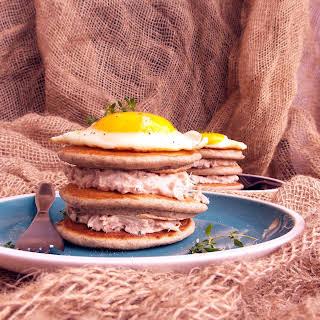 Buckwheat Tuna Pancakes.
